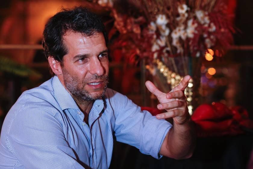 Entrevista com o criador do gim Amázzoni. Brasília(DF), 27/11/