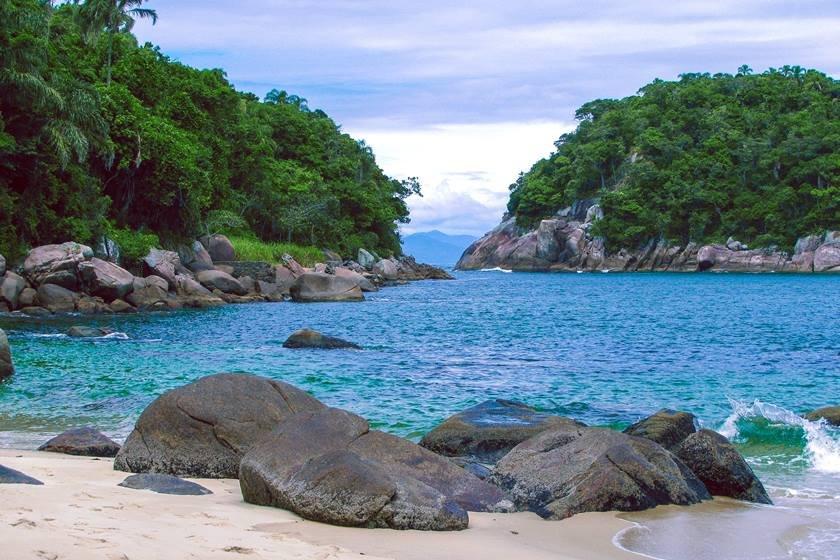 Ilha das Couves, Ubatuba