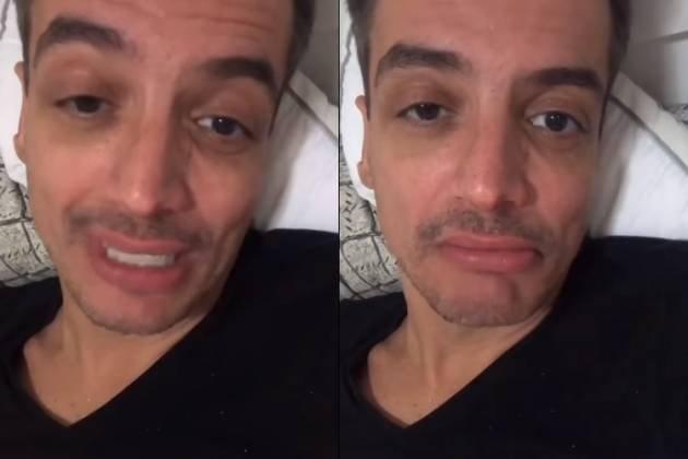 LEO DIAS ANTES DO TRATAMENTO
