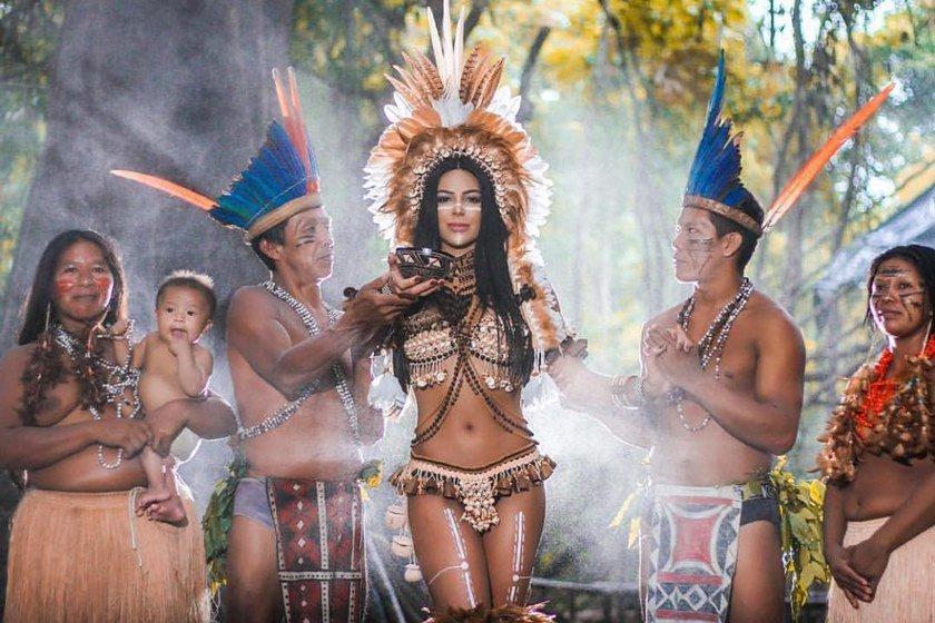 Reprodução do Facebook/Miss Brasil BE Emotion