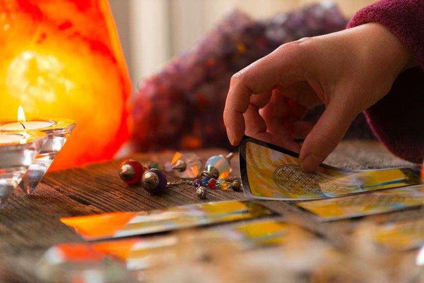jogo de tarot