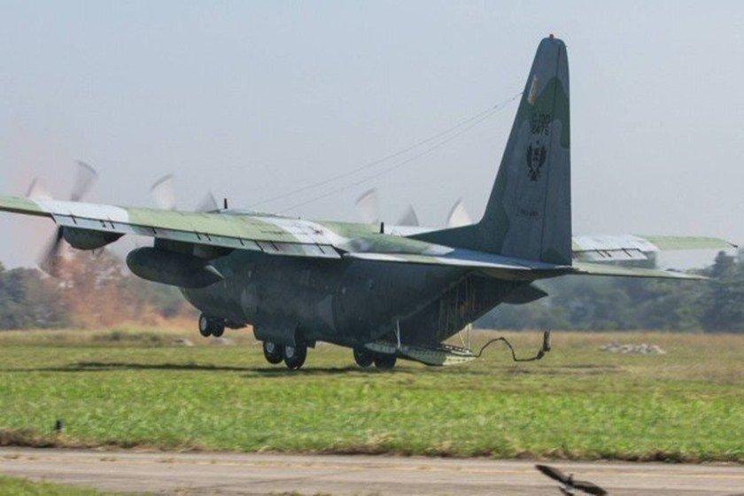 Enilton_Kirchhof / Agência Força Aérea Bem