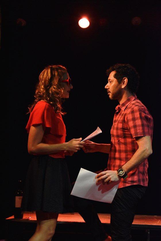 Julianna Drummond e Abaetê Queiroz_Foto de Mari Mattos
