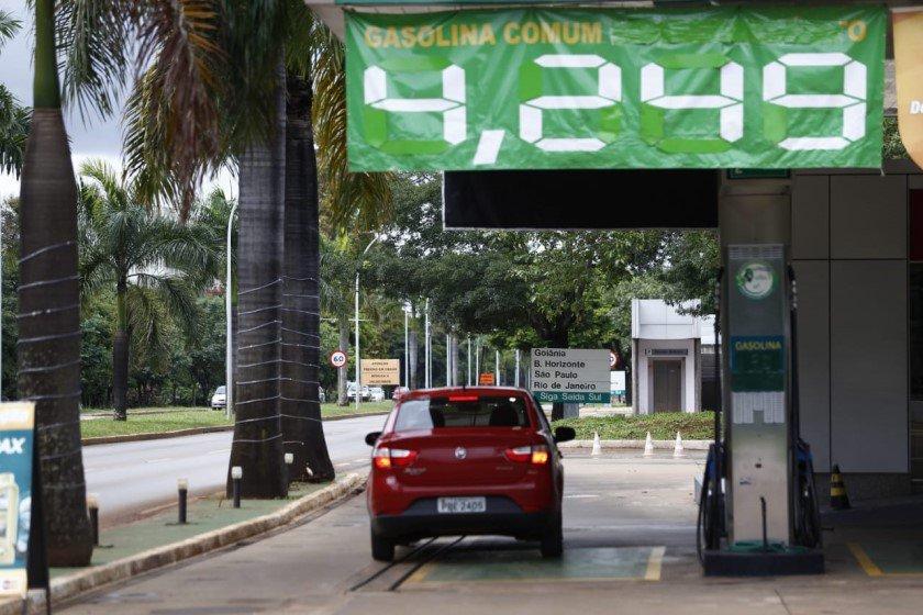 preço da gasolina no DF 3