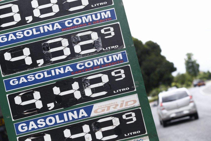 preço da gasolina no DF 4