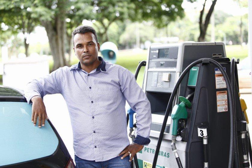 preço da gasolina no DF