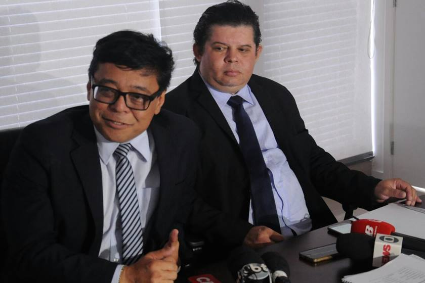 Osnei e Sérgio