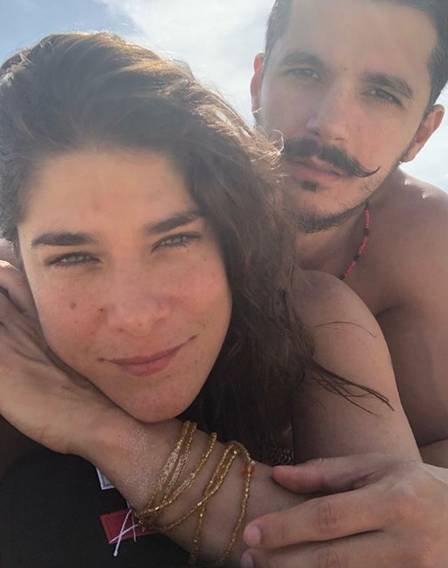 PriscilaFantin e Bruno Lopes Instagram