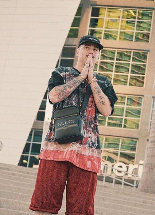 Rapper Felp22