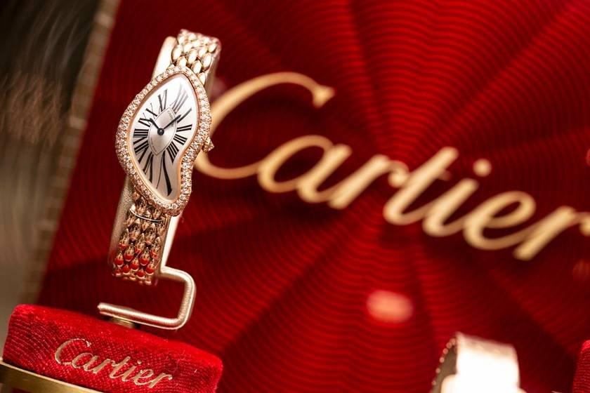Cartier em evento