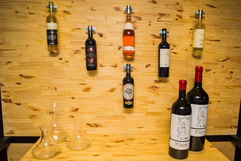 Brasília (DF), 06/12/2018  - Evento: Contêiner de vinho -  Loc