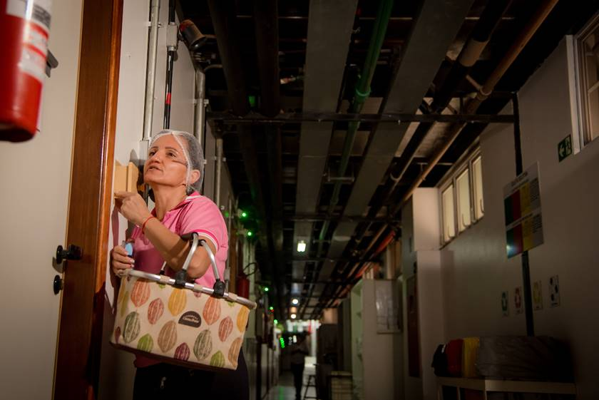 Brasília (DF), 28/11/2018 Bastidores de motel Local: Motel Flamingo Colorado  Foto: Hugo Barreto/Metrópoles