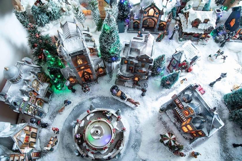 Decoração de Natal (Ana Borges)