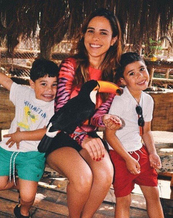 Wanessa Camargo família