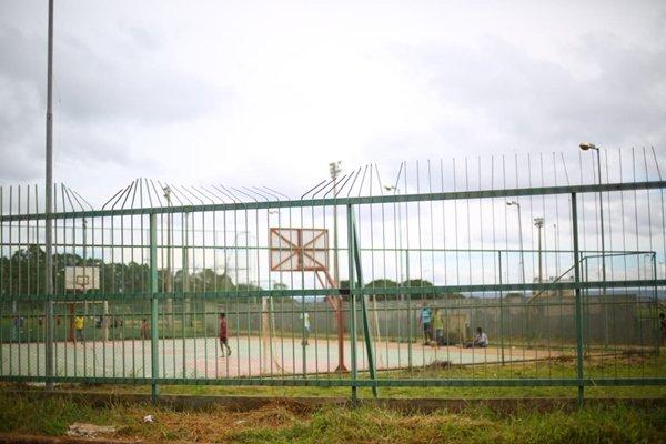 centro olímpico de são sebastião