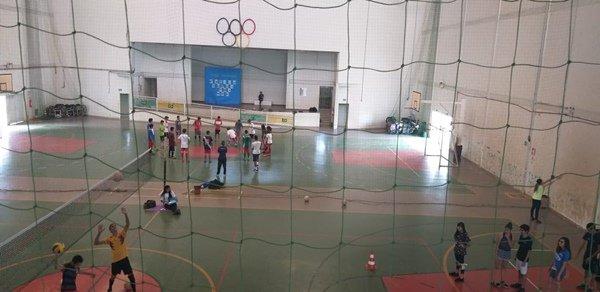centro olímpico do gama