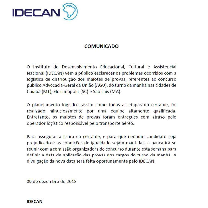 Reprodução/Idecan