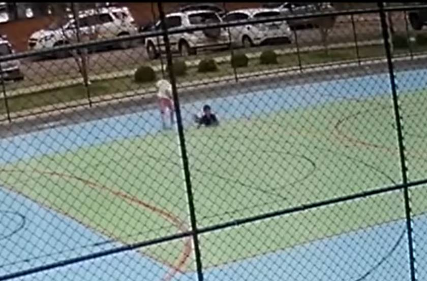 Resultado de imagem para Pais que agrediram menino em condomínio responderão por lesão corporal