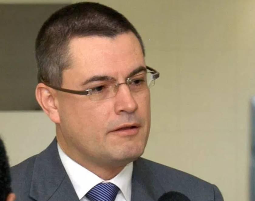 Ex-diretor-geral da PF Maurício Valeixo