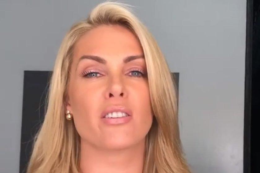 """Ana Hickmann desmente boato após amigo-secreto  """"Não ganhei uma pedra"""" d071271445"""