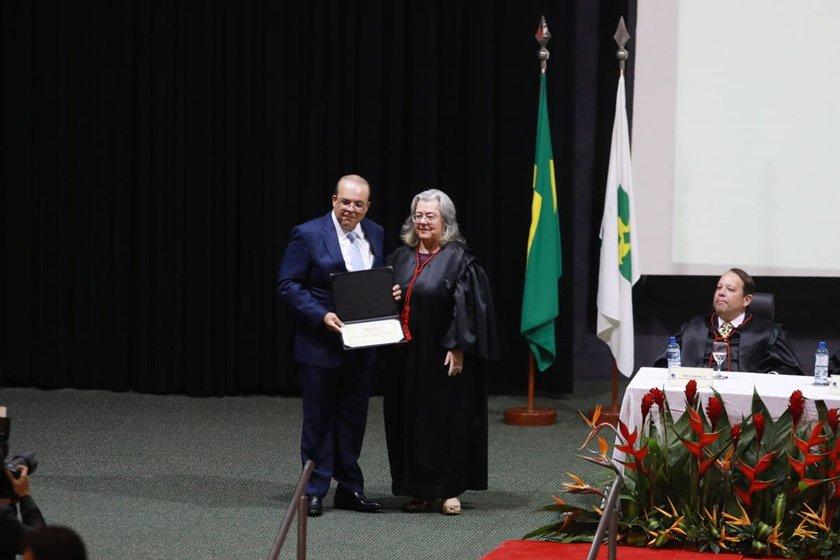 Ibaneis Rocha - Diplomação