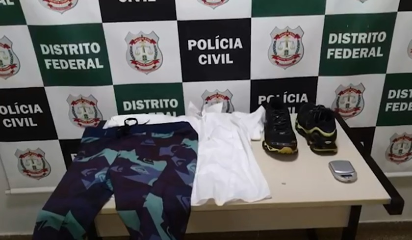 Divulgação/PCDF