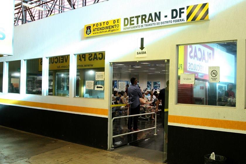 Detran-DF shopping