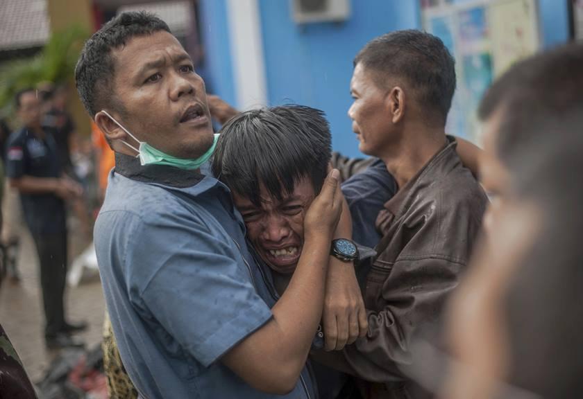 INDONÉSIA/TSUNAMI