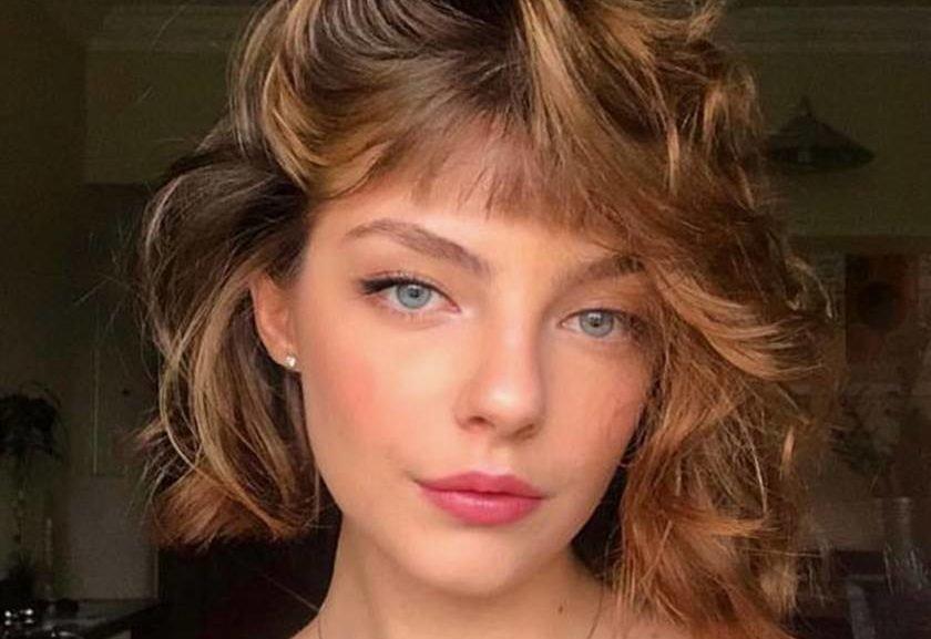 Resultado de imagem para cabelo ondas estilizadas outono inverno 2019