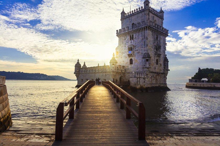 Torre de Belem - Lisbon , Portugal