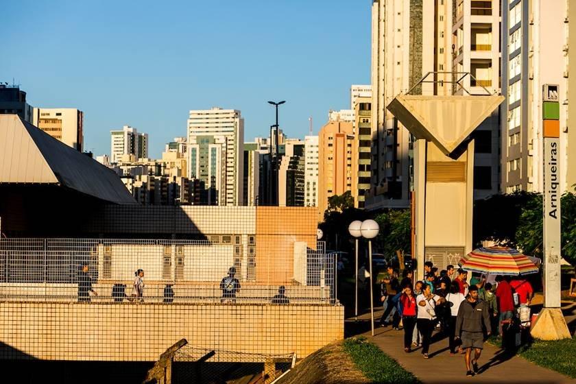 Brasília (DF), 10/04/2017 Cenas da CidadeLocal: Águas Claras Foto: Felipe Menezes/Metrópoles