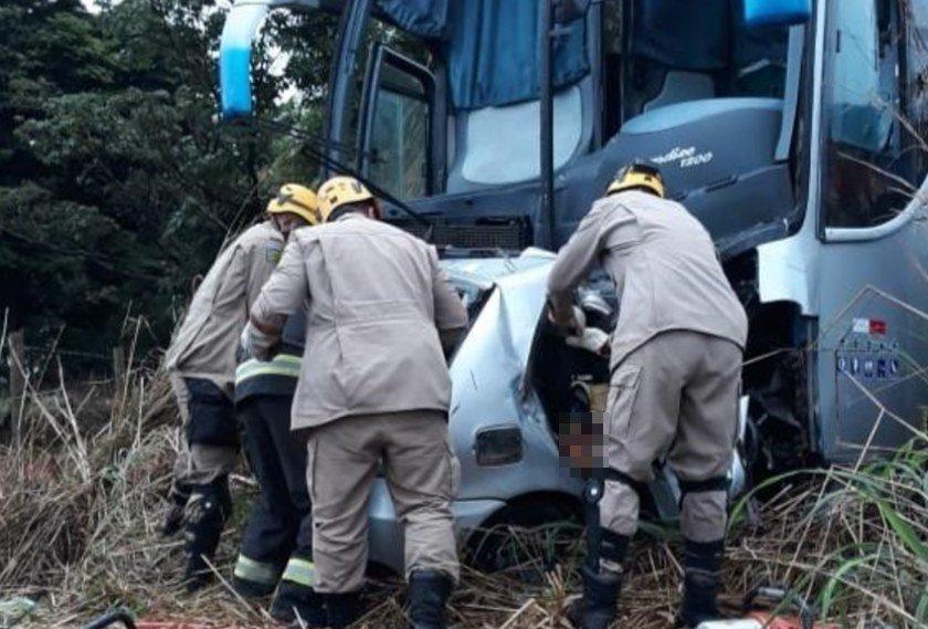 BR-020, acidente, formosa