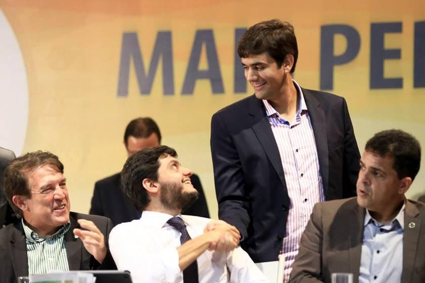 Rafael Prudente e Rodrigo Delmasso