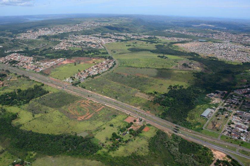 Urbanizadora Paranoazinho/Divulgação