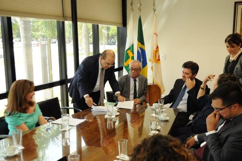 Renato Alves/GDF