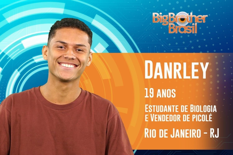 BBB19 DANRLEY REPRODUCAO TVGLOBO