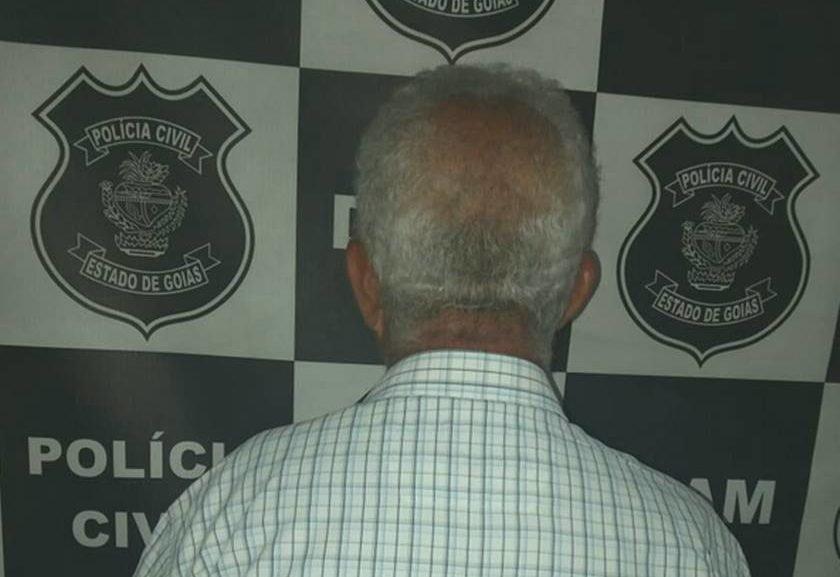 Resultado de imagem para Polícia Civil prende avô acusado de violentar neta de apenas três anos