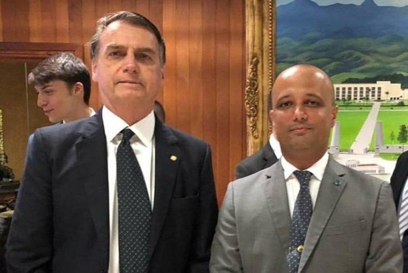 Facebook Major Vitor Hugo/Reprodução