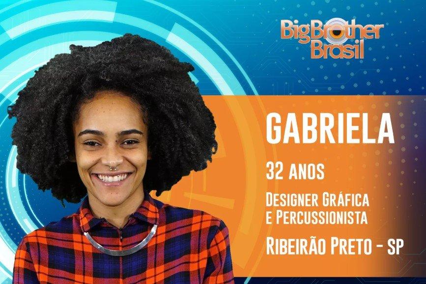 BBB19 Gabriela