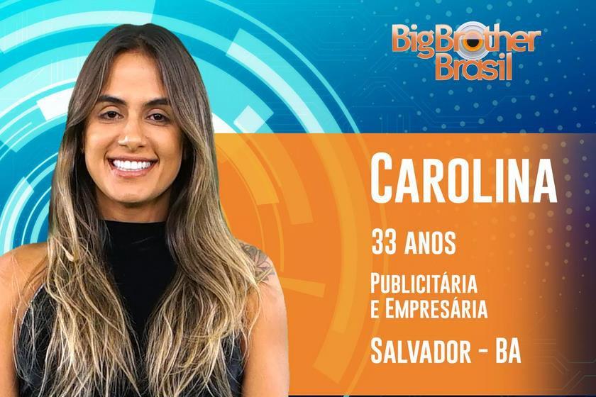 BBB19 Carolina Peixinho