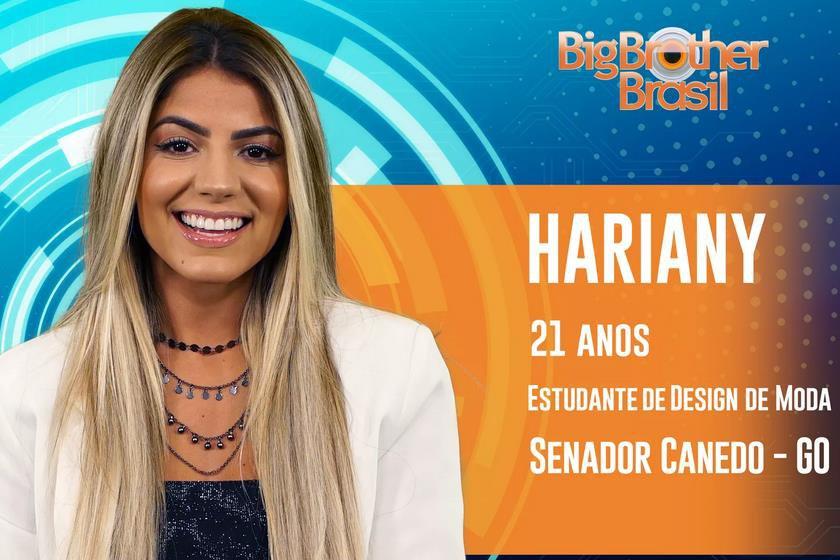 BBB19 Hariane
