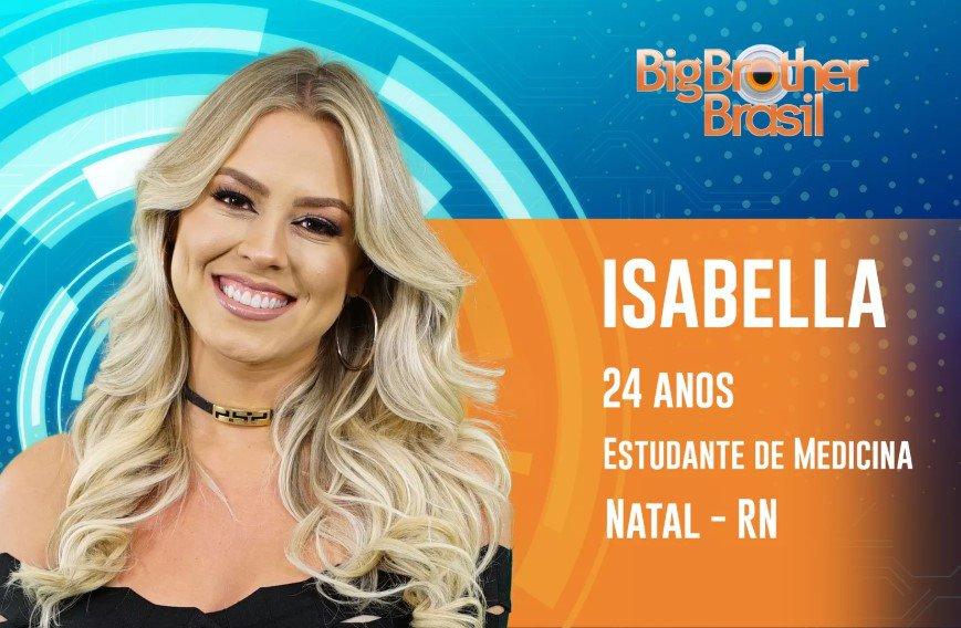 BBB19 Isabela
