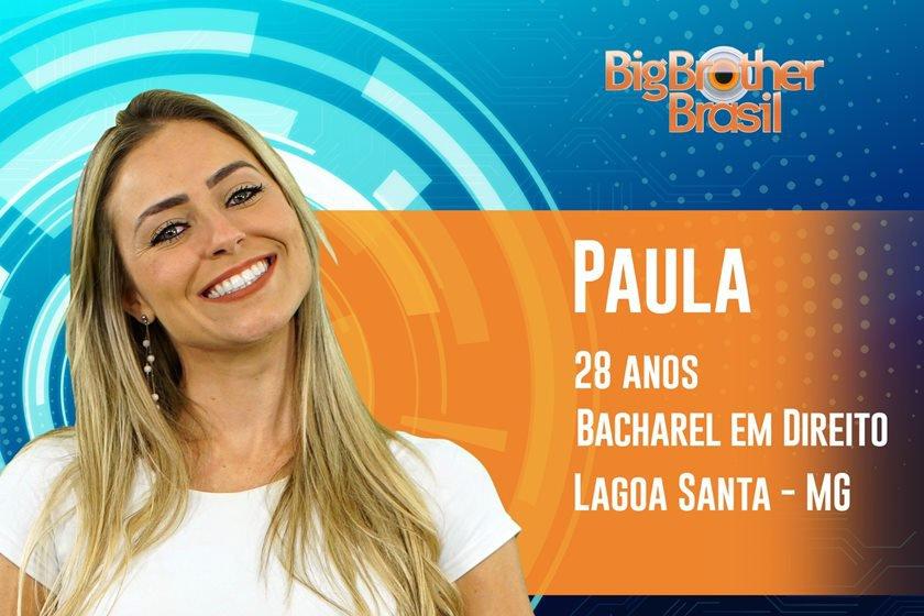 BBB19 Paula