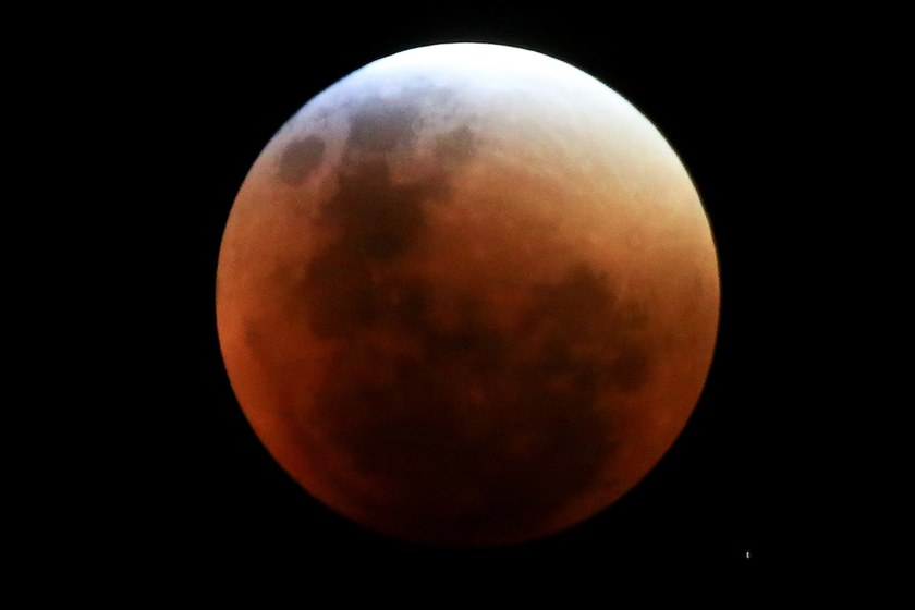 7d5dc9cd1 Superlua de sangue: prepare-se para único eclipse lunar total de 2019
