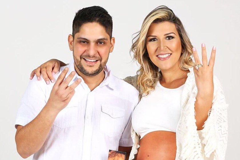 Jorge e Ina Freitas