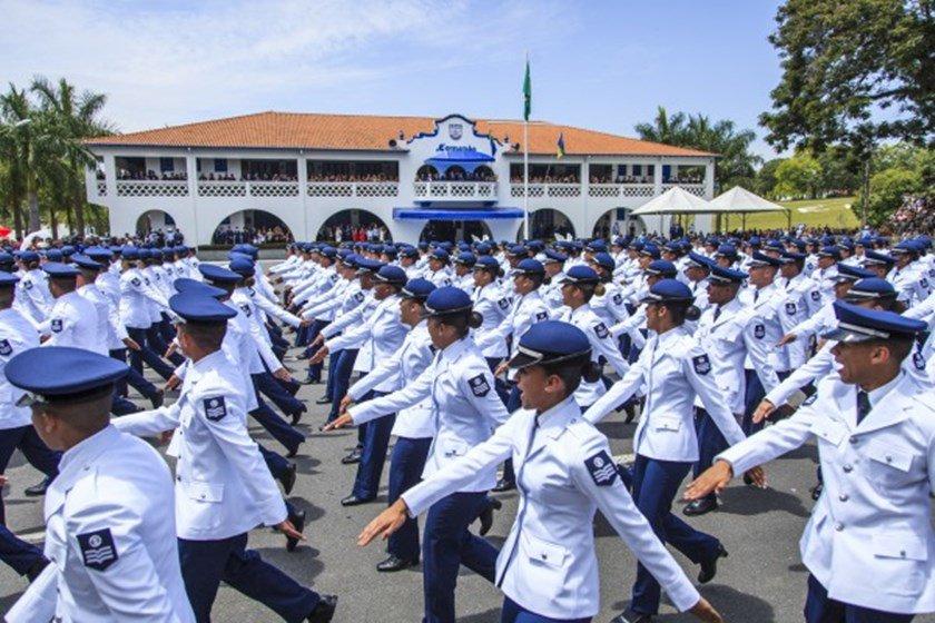 Formatura de Sargentos