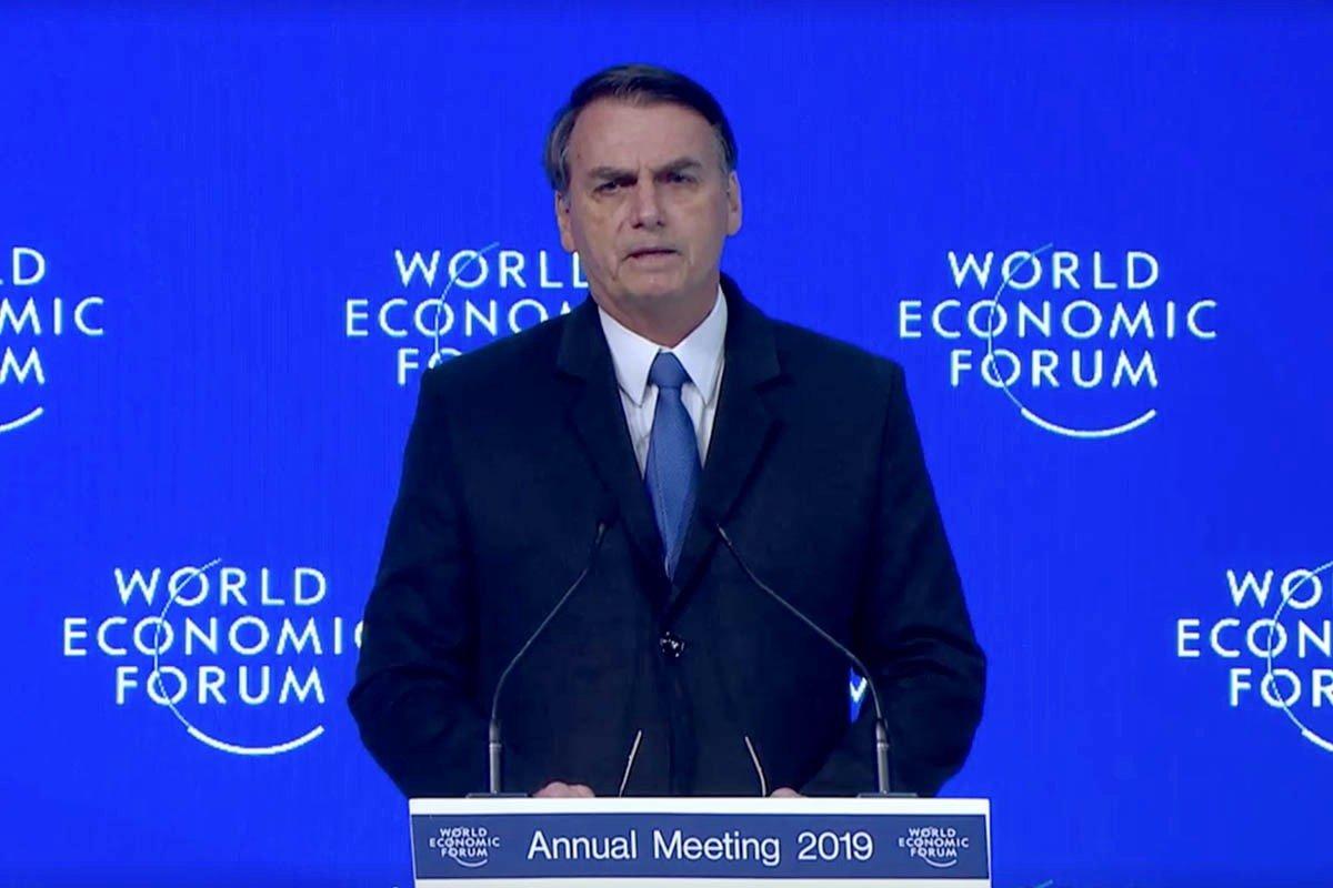 Divulgação/Fórum Econômico Mundial