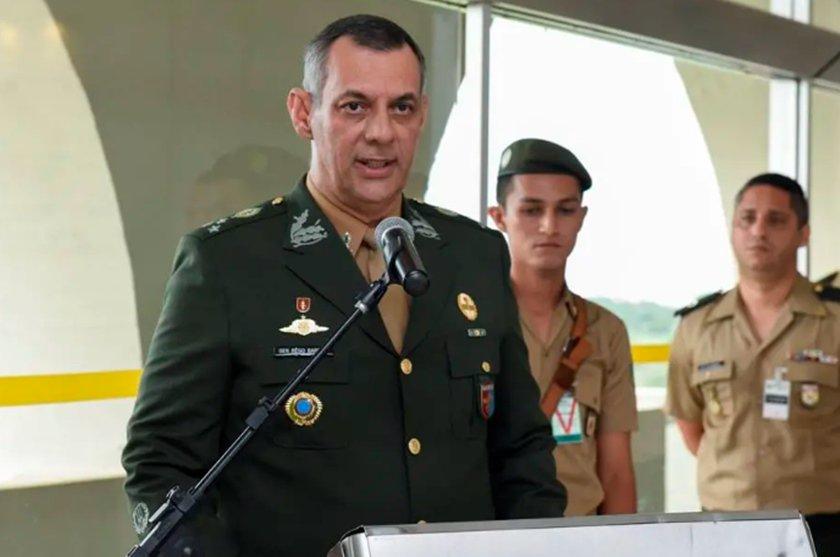 Ageu de Souza/Exército Brasileiro