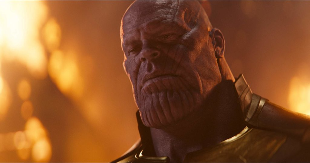 The Avengers: Infinite War
