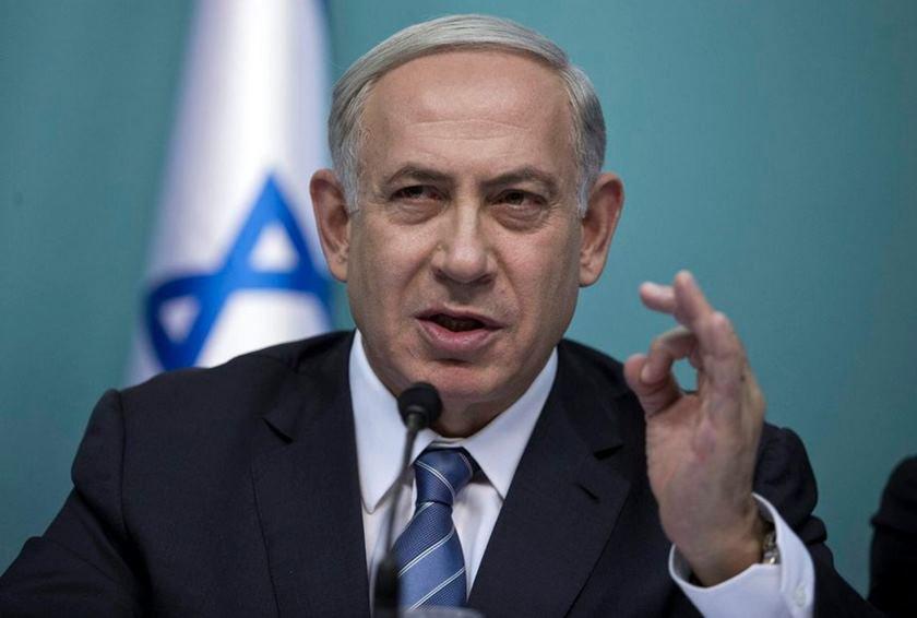 Benjamin Netanyahu Abir Sultan/Agência Lusa